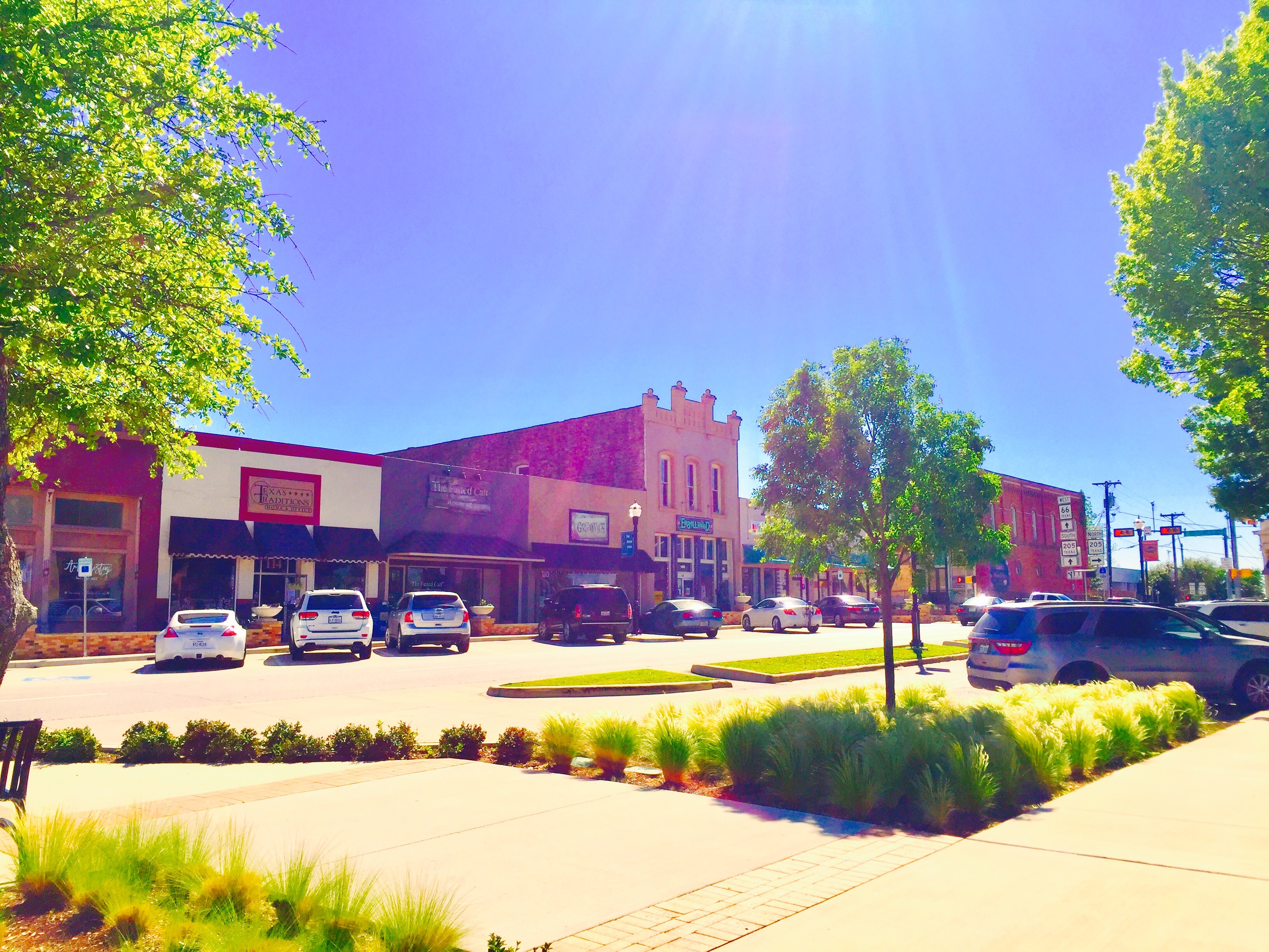 Downtown Rockwall