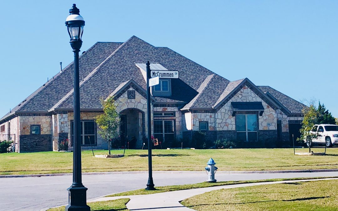 McCrummen Estates In Heath, TX