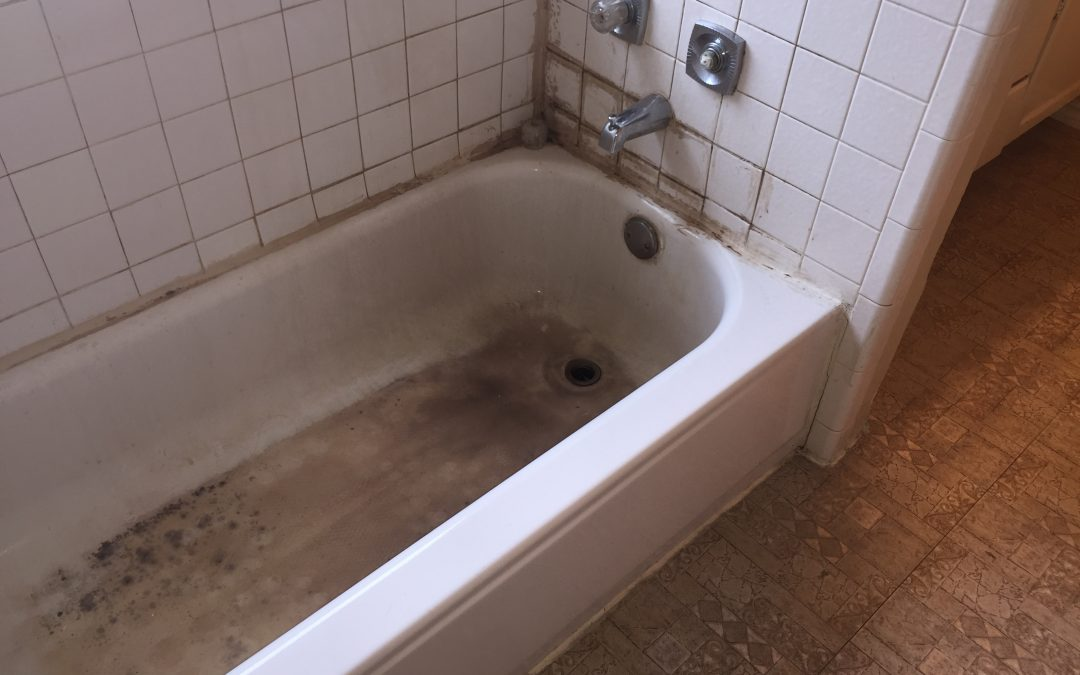 Dirty Bathtub